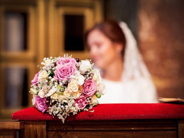 La boda de Jorge y Irene en El Escorial, Madrid 27