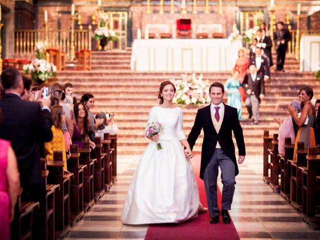 La boda de Jorge y Irene en El Escorial, Madrid 30
