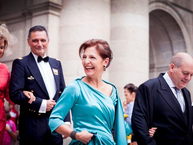 La boda de Jorge y Irene en El Escorial, Madrid 31