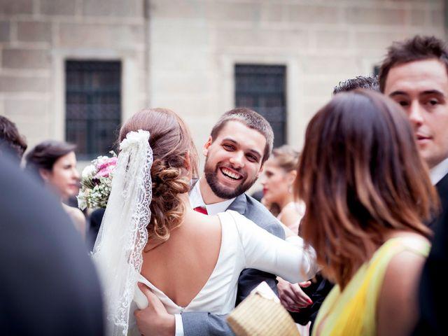La boda de Jorge y Irene en El Escorial, Madrid 33