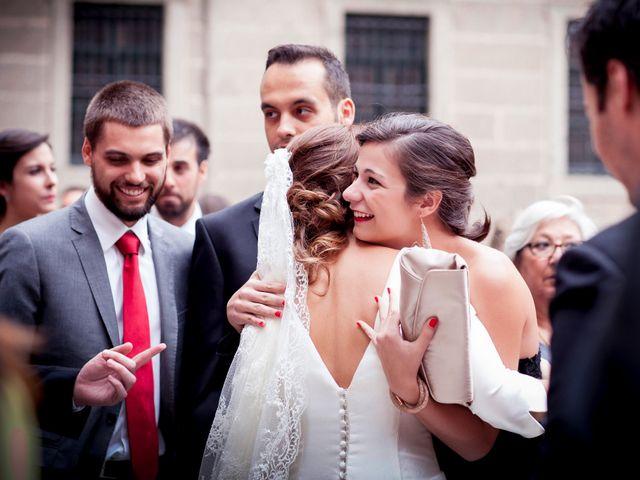 La boda de Jorge y Irene en El Escorial, Madrid 34