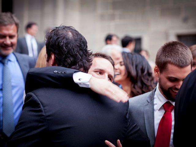 La boda de Jorge y Irene en El Escorial, Madrid 35