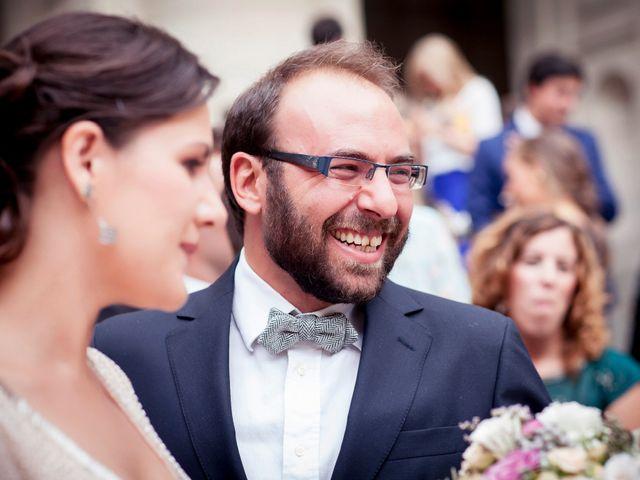 La boda de Jorge y Irene en El Escorial, Madrid 36
