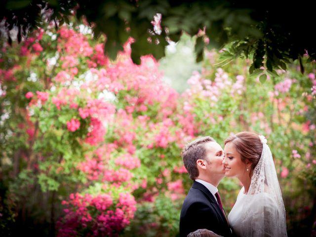 La boda de Jorge y Irene en El Escorial, Madrid 41