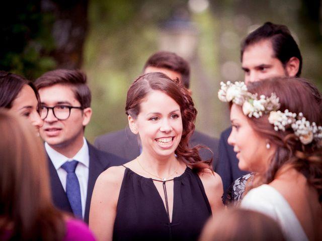 La boda de Jorge y Irene en El Escorial, Madrid 51