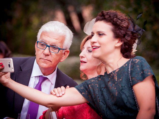 La boda de Jorge y Irene en El Escorial, Madrid 52