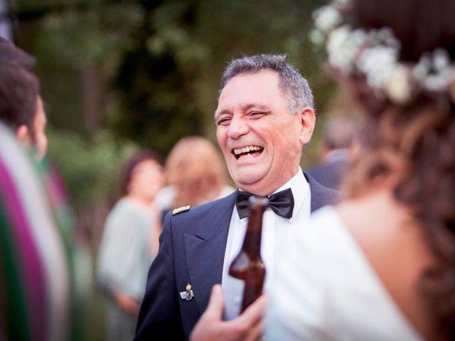 La boda de Jorge y Irene en El Escorial, Madrid 60