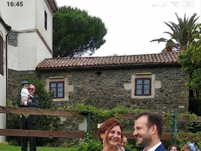 La boda de David y Monica en Cambre, A Coruña 8