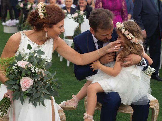 La boda de David y Monica en Cambre, A Coruña 1