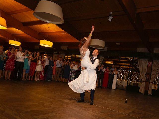 La boda de David y Monica en Cambre, A Coruña 14