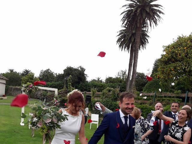 La boda de David y Monica en Cambre, A Coruña 16