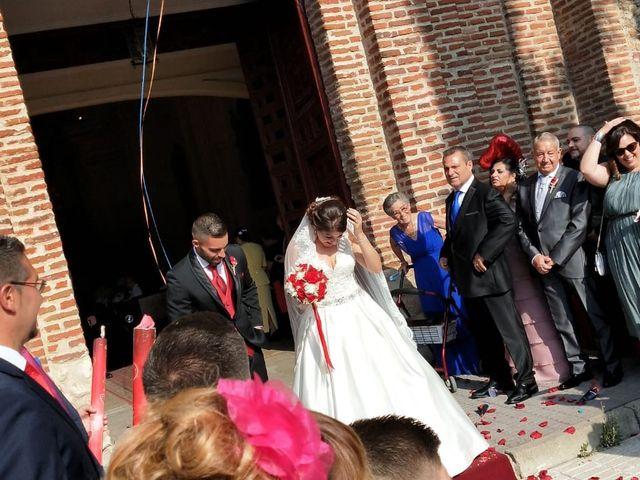 La boda de Daniel  y Gema  en Móstoles, Madrid 1