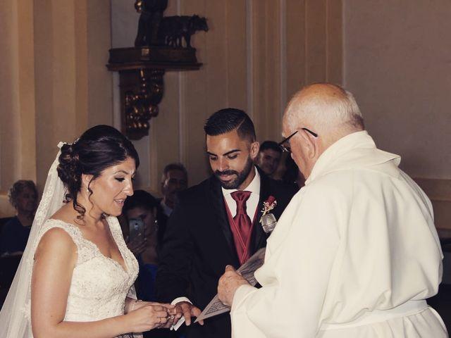La boda de Daniel  y Gema  en Móstoles, Madrid 2