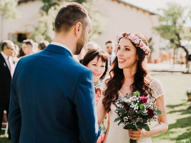La boda de Albert y Laura en Odena, Barcelona 15