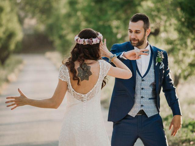 La boda de Albert y Laura en Odena, Barcelona 35