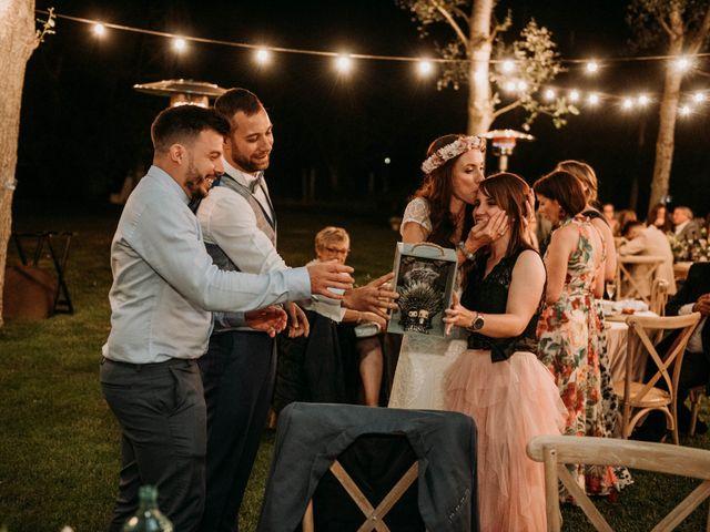 La boda de Albert y Laura en Odena, Barcelona 60