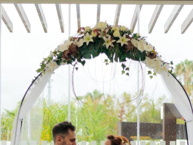 La boda de Carlos y Evelyn en Casar De Caceres, Cáceres 3