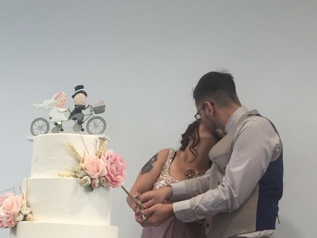 La boda de Carlos y Evelyn en Casar De Caceres, Cáceres 5