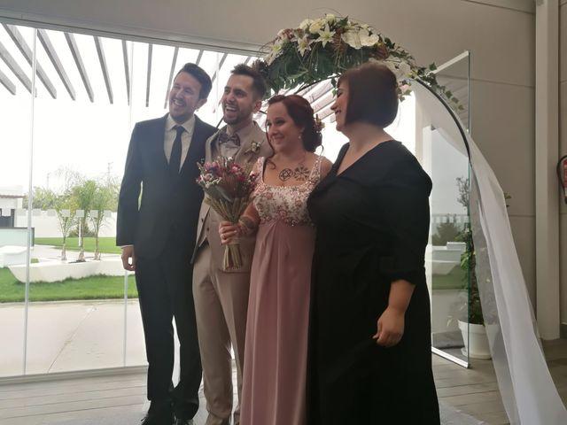 La boda de Carlos y Evelyn en Casar De Caceres, Cáceres 1