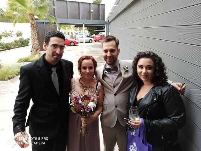 La boda de Carlos y Evelyn en Casar De Caceres, Cáceres 7