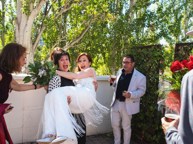 La boda de Julio y Yolanda en Zaragoza, Zaragoza 27