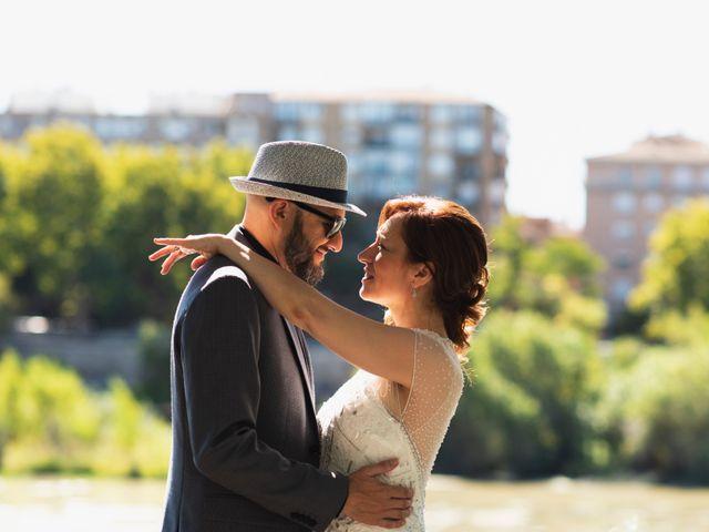 La boda de Julio y Yolanda en Zaragoza, Zaragoza 28