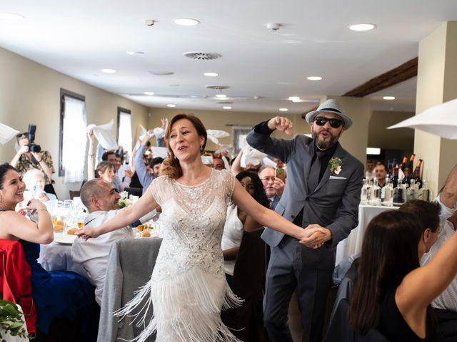 La boda de Julio y Yolanda en Zaragoza, Zaragoza 36