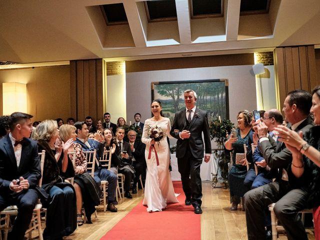 La boda de Íñigo y Ana en Boadilla Del Monte, Madrid 24