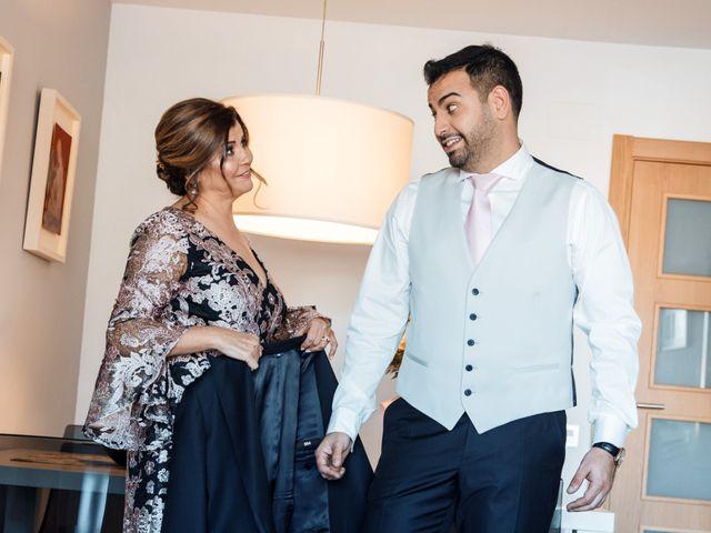 La boda de Alejandro y Naila en Gava, Barcelona 23