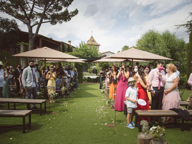 La boda de Sandra y Santi en Barcelona, Barcelona 11