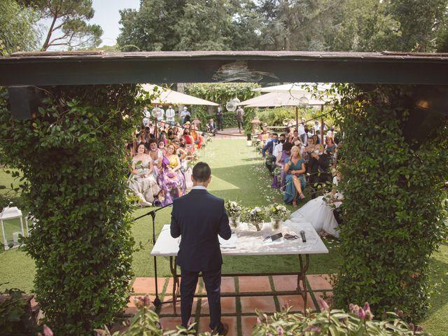 La boda de Sandra y Santi en Barcelona, Barcelona 13