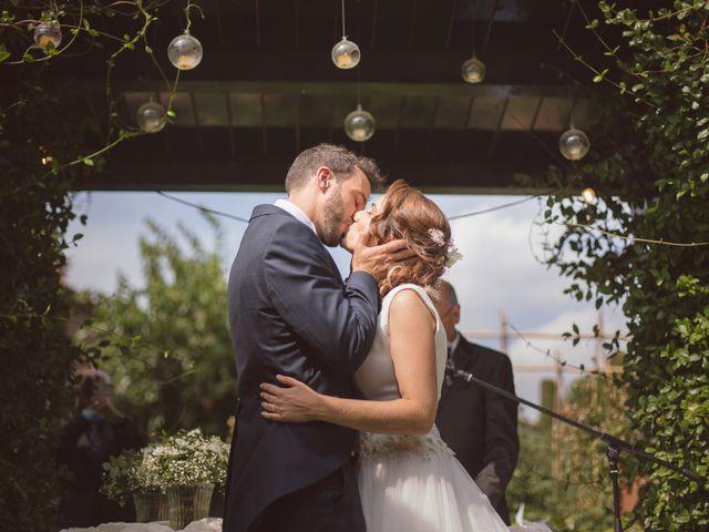 La boda de Sandra y Santi en Barcelona, Barcelona 16