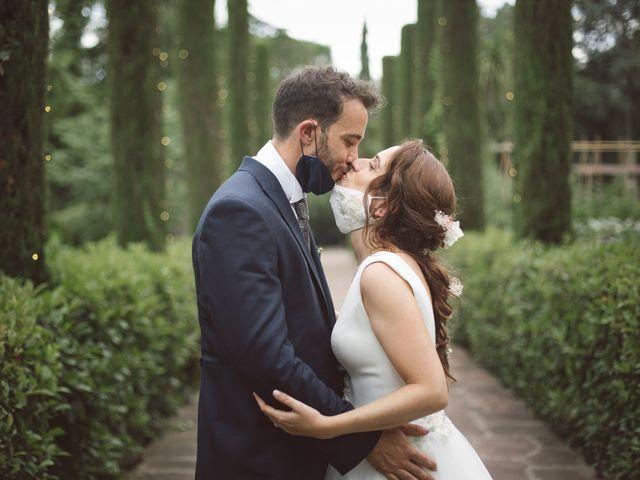 La boda de Sandra y Santi en Barcelona, Barcelona 33