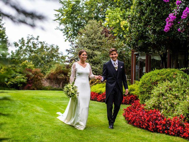 La boda de Berta y David