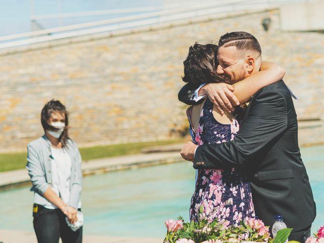 La boda de Leci y Pilu en Barbastro, Huesca 22