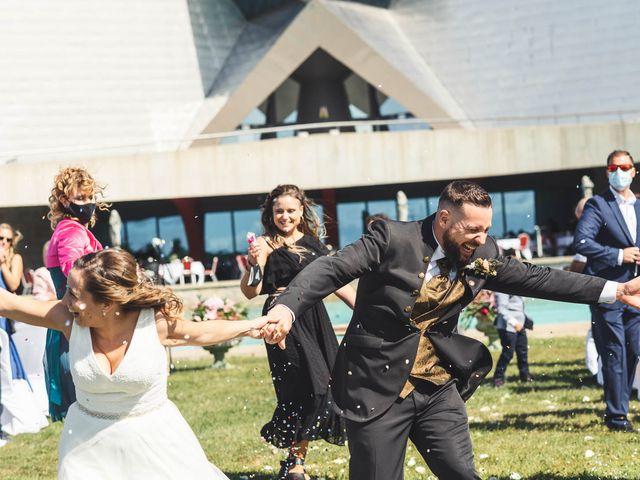 La boda de Leci y Pilu en Barbastro, Huesca 24