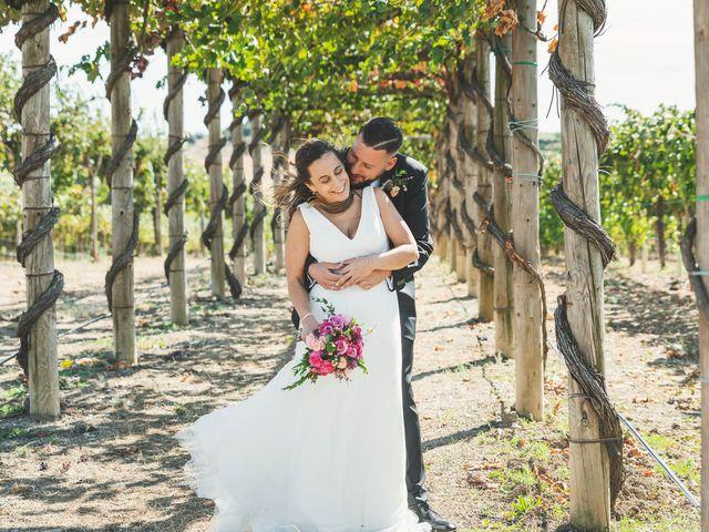 La boda de Leci y Pilu en Barbastro, Huesca 25