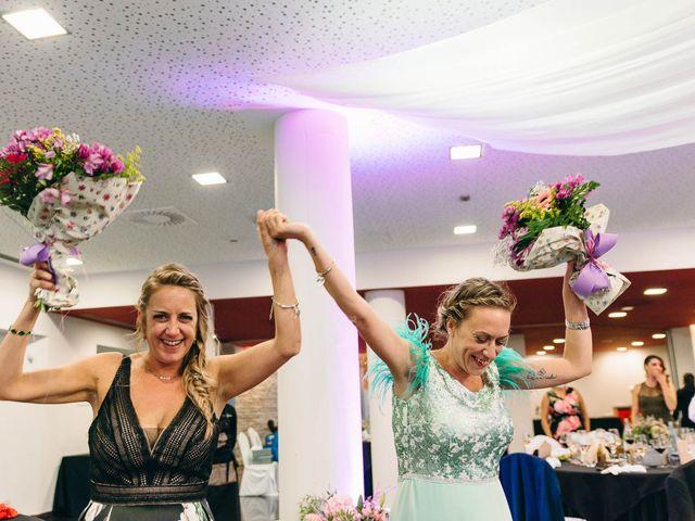 La boda de Leci y Pilu en Barbastro, Huesca 40