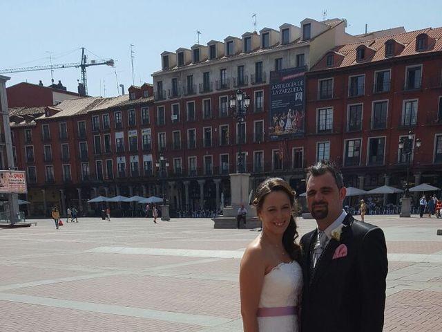 La boda de Javier  y Cristina en Valladolid, Valladolid 1