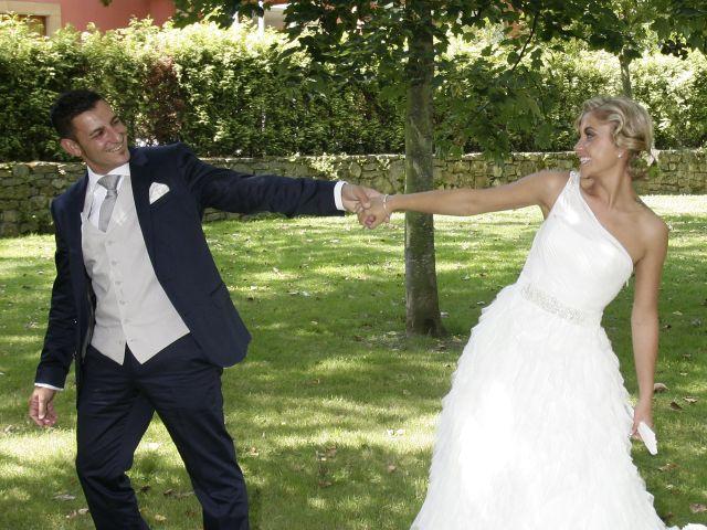 La boda de Pablo y Jessy en Villaviciosa, Asturias 28