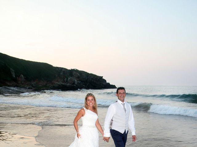 La boda de Pablo y Jessy en Villaviciosa, Asturias 61
