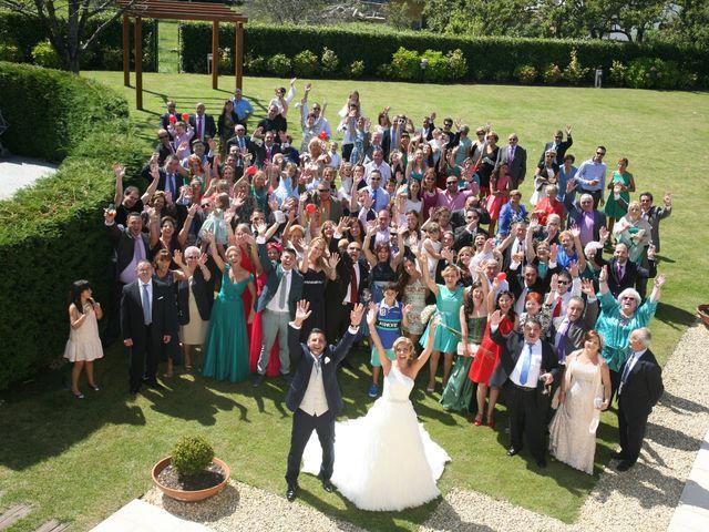 La boda de Pablo y Jessy en Villaviciosa, Asturias 35