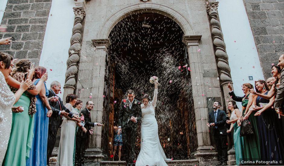 La boda de Fran y Ana en Guimar, Santa Cruz de Tenerife