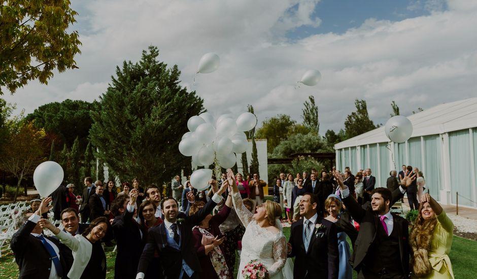 La boda de Pedro y Priscila en Pedro Muñoz, Cáceres