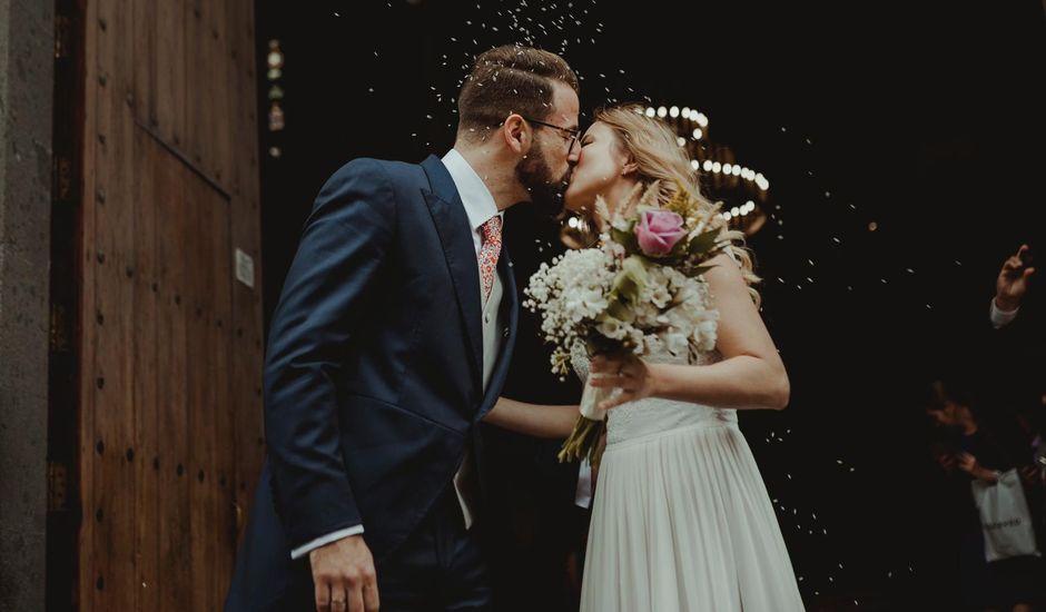 La boda de Miguel y Kasia en Arucas, Las Palmas