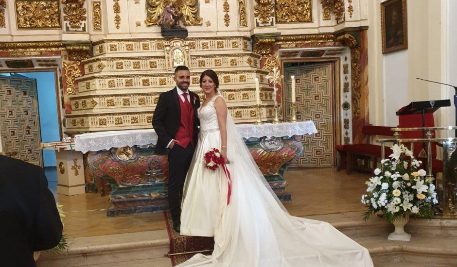 La boda de Daniel  y Gema  en Móstoles, Madrid