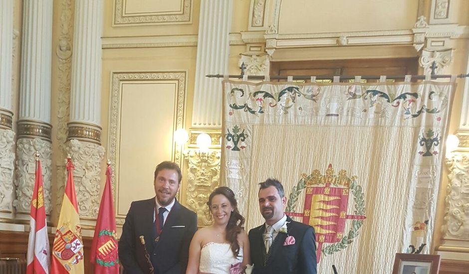 La boda de Javier  y Cristina en Valladolid, Valladolid