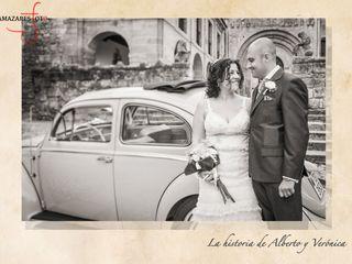 La boda de Albeto y Verónica