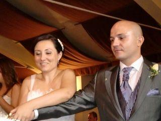 La boda de Samuel y Elena