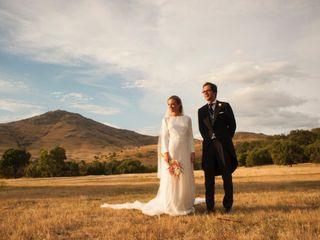 La boda de Leticia y Perico
